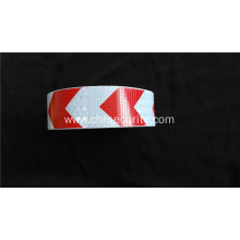 star design red arrow pvc reflective sheeting